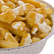 Royalty-Free Stock Photo: Poutine