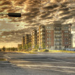 Stock Photo: Urblandscape, hdr