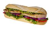 Sub sandwich — Stock Photo