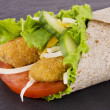 Chicken wrap — Stock Photo #37988971