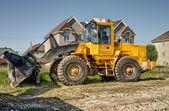 Escavatore — Foto Stock