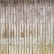 Stock Photo: Old bamboo texture