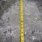 Construction Measuring Tape — Stock Photo
