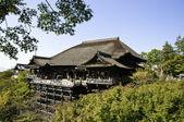 Kiyomizu Temple, Kyoto Japan — Stock Photo