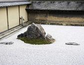 Ryoan-ji temple in Kyoto, japan — Stock Photo