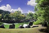 Jardim japonês — Foto Stock