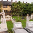 Stock Photo: Protestant Cemetery Bangkok