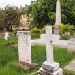 Stock Photo: Bangkok Protestant Cemetery, Bangkok, thailand