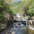 Stock Photo: Nangrong Waterfall in Nakhon Nayok, Thailand