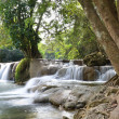 Jed Sao Noi Waterfall, Saraburi, Thailand — Stock Photo
