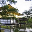 Kinkakuji (Golden Pavilion), Kyoto, Japan — Стоковая фотография