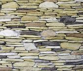 Patroon van decoratieve stenen muur — Stockfoto