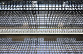 Moden roof of Kyoto Station — Stock Photo