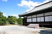 Nijo Castle was built in 1603 as the Kyoto, Japan — Stock Photo