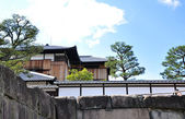 Nijo Castle , is a flatland castle located in Kyoto, Japan. — Stock Photo