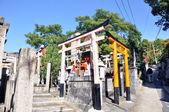 Fushimi Inari Shrine in Kyoto — Stockfoto