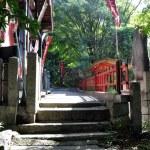 Fushimi Inari-taisha Shrine in Kyoto, Japan — Stock Photo