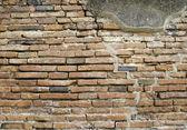 возрасте от улицы стены фон — Стоковое фото