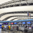 OSAKA, JAPAN - OCT 24: Kansai International Airport, taken on 20 — Stock Photo