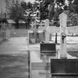 Crosses at chantaburi cemetery — Stock Photo #25906957