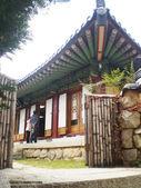 Beomeosa temple, Busan, South Korea — Stock Photo