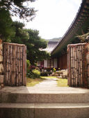 Beomeosa temple, Busan, South Korea — Stock Photo