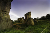 Mor Hin Khao, Stonehenge of Thailand, Chaiyaphum — Stock Photo
