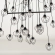 Lighting decor hang on ceiling — ストック写真 #33935191