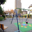 Children playground in Tokyo city — Stock Photo