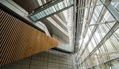 Interior of Tokyo International Forum — Stock Photo