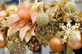 Close up of Christmas decoration — Stock Photo