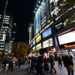 TOKYO - NOV 21: People visit Akihabara shopping area — Stock Photo #39315959