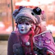 Stock Photo: TOKYO - CIRCNOV 24: Unidentified Japanese girl in Cosplay outf