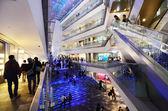 TOKYO - NOV 24: People shopping in Omotesando Hills on november — Stock Photo