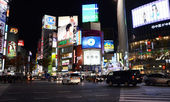 Tokyo, Japan - November 28: Shibuya Is Known As A Youth Fashion Center In Japan — Stok fotoğraf