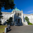 TOKYO, JAPAN - NOV 22: Tokyo National Museum. The oldest and largest museum in Tokyo — Stock Photo #41811947