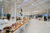 Interior of Modern Workshop — Stock Photo