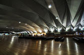 Interiér yokohama přístavní terminál — Stock fotografie