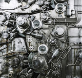 Rusty Mechanism — Stock Photo