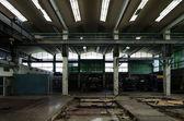 Abandon Industry Architecture — Stock Photo