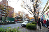 TOKYO - NOVEMBER 24: People shopping at Omotesando Hills — Stock Photo