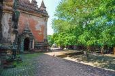 Templo de Htilominlo en myanmar — Foto de Stock