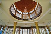 Interior of Mosque in Panyee Island, Thailand — Stock Photo