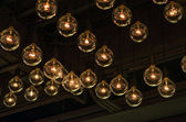 Beautiful Lighting Decor  — Stockfoto