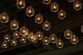 Beautiful Lighting Decor  — Foto Stock