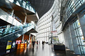 Tokyo, Japan - November 23, 2013 : Interior of National Art Center in Tokyo — Stock Photo