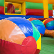 Children play center — Stock Photo