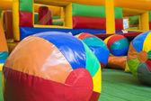 Children play center — Stock Photo