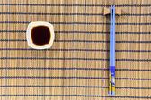 Shushi tools — Stock Photo