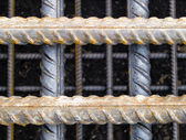 Rebars — Stock Photo